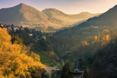 La Valle dei Mulini - Dizzasco